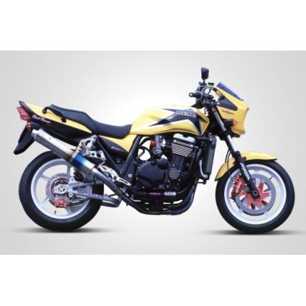 フルエキゾーストマフラー S-UP ZRX1100 K-FACTORY(ケイファクトリー)