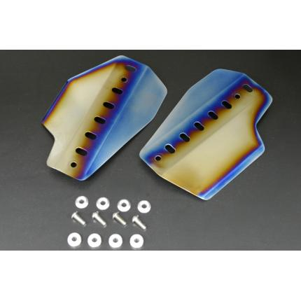 チタンラジエターシュラウド SV1000 K-FACTORY(ケイファクトリー)
