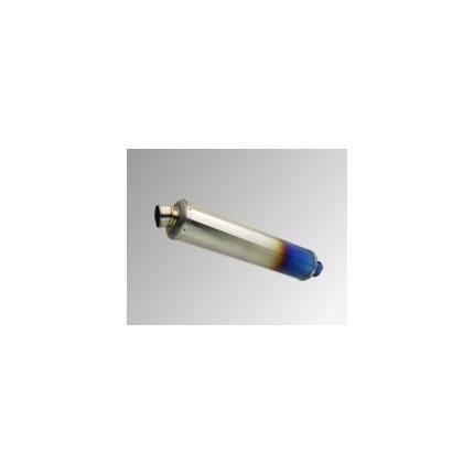ディアブロS オーバルサイレンサー(SD専用・タテフック) SBL-A タテフック FZ1 FAZER(06~08年) K-FACTORY(ケイファクトリー)
