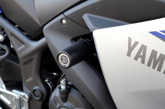YZF-R25 エンジンスライダー ジュラコン製 K-FACTORY(ケイファクトリー)
