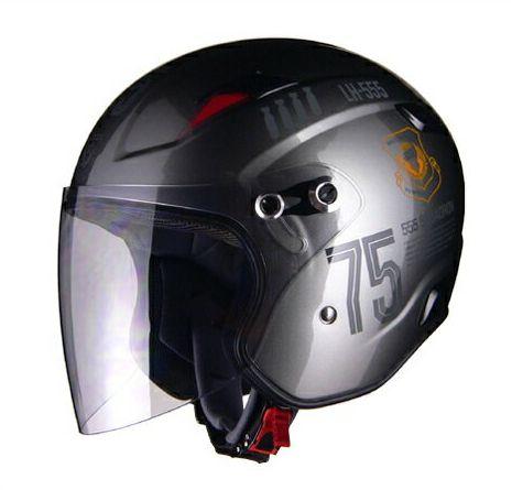 X-AIR RAZZOIII G1 ジェットヘルメット シルバー/フライト リード工業