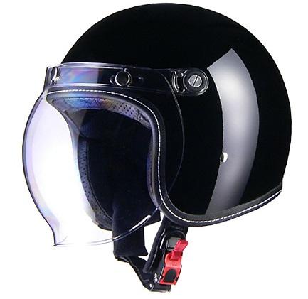 Murrey MR-70 ジェットヘルメット ブラック M(57~58cm未満) リード工業