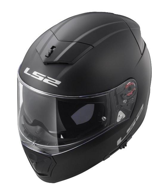 BREAKER ブレーカー ヘルメット マットブラック Sサイズ LS2(エルエス2)
