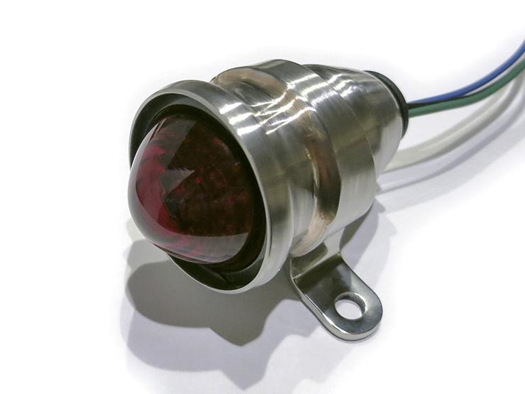 汎用 69テール Type4 ヘアライン MOTORROCK(モーターロック)
