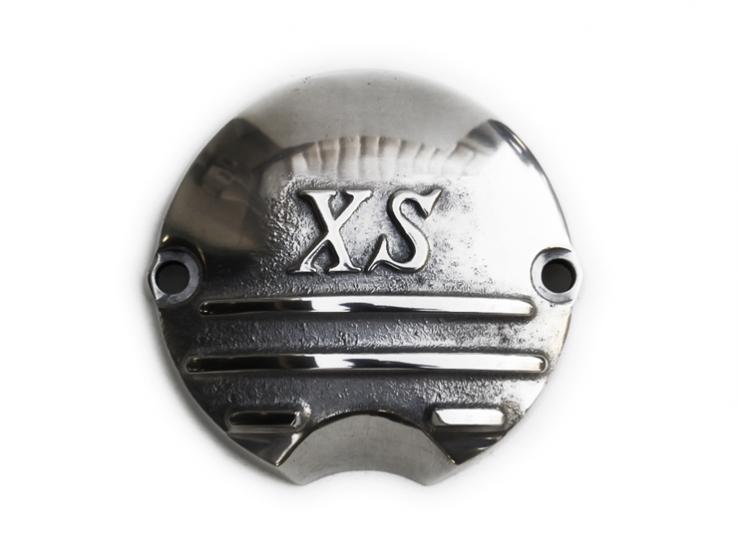 XS650 ポイントカバー 3Fin XS MOTORROCK(モーターロック)