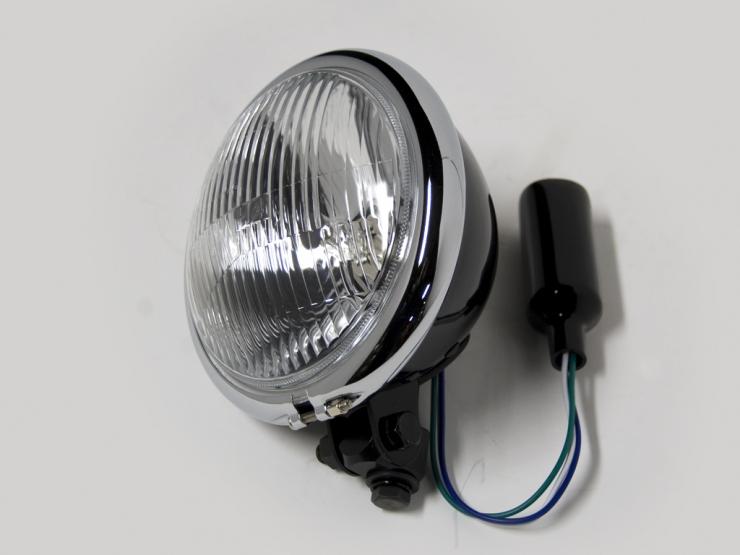 69ベーツライト クローム&ブラック MOTORROCK(モーターロック)