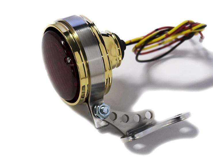 69テール Type2 ブラス MOTORROCK(モーターロック)