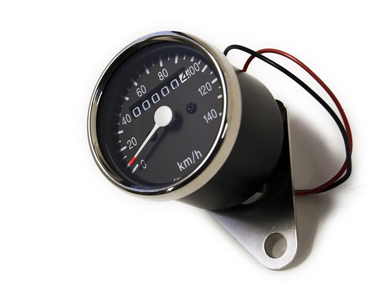 スピードメーター Φ60 MOTORROCK(モーターロック)