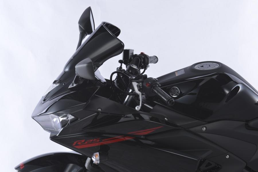 YZF-R25 スクリーン レーシング ブラック MRA
