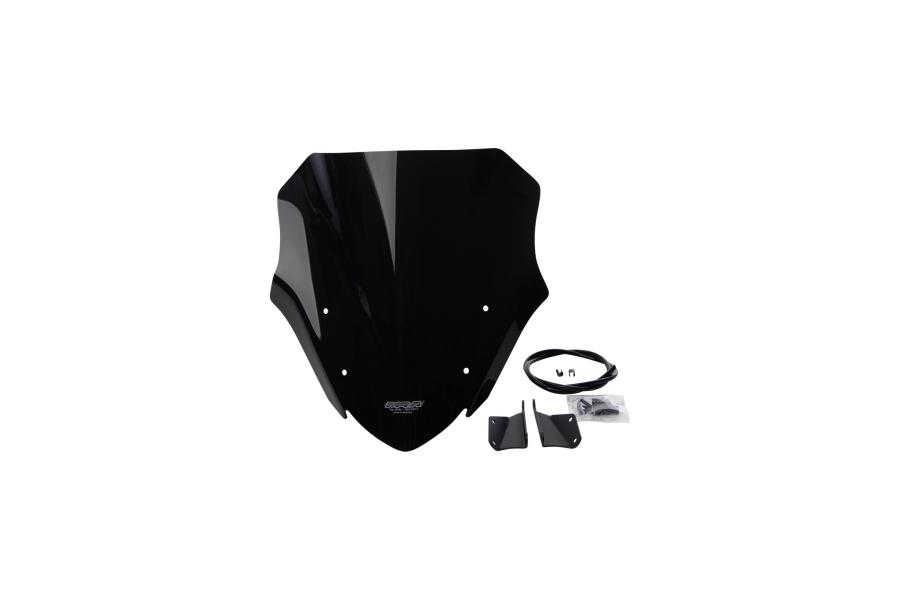 スクリーンレーシング ブラック MRA Z650 ABS(17年)