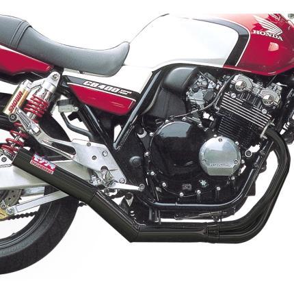 CB400SF HYPER CB400SF ブラック VTEC(99~07年) ワンピース ブラック ワンピース フルエキゾーストマフラー MORIWAKI(モリワキ), サプリストック:b7248597 --- vampireforum.net