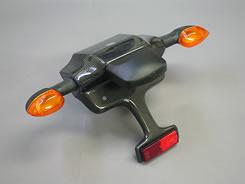 YZF-R1(02~03年) フェンダーレスキット 平織りカーボン製 MAGICAL RACING(マジカルレーシング)