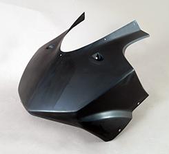YZF-R25(15年) フルカウル FRP製・黒 MAGICAL RACING(マジカルレーシング)
