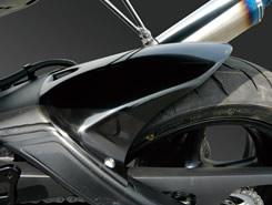 YZF-R6(06~07年) リアフェンダー 平織りカーボン製 MAGICAL RACING(マジカルレーシング)