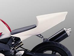 YZF-R7(99年) シートカウル(純正シートクッション) FRP製・白 MAGICAL RACING(マジカルレーシング)