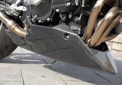 Z1000(07~09年) アンダーカウル 綾織りカーボン製 MAGICAL RACING(マジカルレーシング)