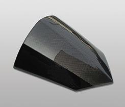 Z1000(07~09年) タンデムシートカバー 平織りカーボン製 MAGICAL RACING(マジカルレーシング)