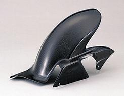ZRX1100( 97年~) リアフェンダー FRP製・黒 MAGICAL RACING(マジカルレーシング)