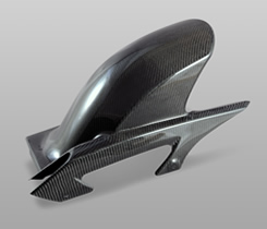 ZX-14R(12年~) リアフェンダー 平織りカーボン製 MAGICAL RACING(マジカルレーシング)