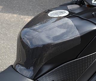 タンクエンド/FRP製・黒 MAGICAL RACING(マジカルレーシング) YZF-R6(17年)
