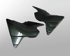 CB1300SF(05~07年) サイドカウル 綾織りカーボン製 MAGICAL RACING(マジカルレーシング)