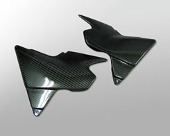 CB1300SF(05~07年) サイドカウル 平織りカーボン製 MAGICAL RACING(マジカルレーシング)