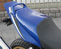 CB1300SF(03~07年) タンデムシートカバー 綾織りカーボン製 MAGICAL RACING(マジカルレーシング)
