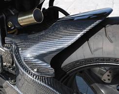 CBR1000RR(04~07年) リアフェンダー 綾織りカーボン製 MAGICAL RACING(マジカルレーシング)