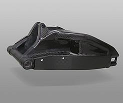 CBR1000RR(08年・12年~) スイングアームカバー FRP製・黒 MAGICAL RACING(マジカルレーシング)
