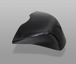 CBR1000RR(08年) タンクエンド(中空モノコック構造)FRP製・白 MAGICAL RACING(マジカルレーシング)