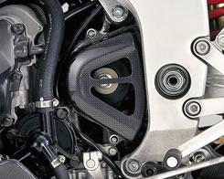 CBR900RR(94~99年) フロントスプロケットガード 平織りカーボン製 MAGICAL RACING(マジカルレーシング)