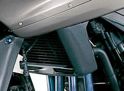 CBR1100XX(97~03年) ラジエターフード 平織りカーボン製 MAGICAL RACING(マジカルレーシング)