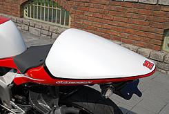 NSR250R(90~99年) シートカウル純正ウインカー用/FRP製・白 MAGICAL RACING(マジカルレーシング)