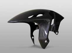 VFR800(14年) フロントフェンダー(STDタイプ)FRP製・白 MAGICAL RACING(マジカルレーシング)