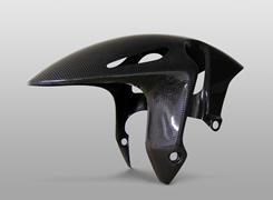 VFR800(14年) フロントフェンダー(STDタイプ)平織りカーボン製 MAGICAL RACING(マジカルレーシング)