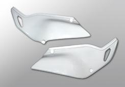 250SB(98~07年) サイドゼッケンカウル(左右セット)FRP製・白 MAGICAL RACING(マジカルレーシング)