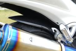 GSX1300R(隼)08年 リアフェンダー 綾織りカーボン製 MAGICAL RACING(マジカルレーシング)