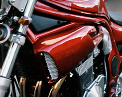 GSF1200(95~99年) センターカウル FRP製・白 MAGICAL RACING(マジカルレーシング)