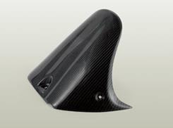 GSX-R1000(07~08年) リアフェンダー FRP製・黒 MAGICAL RACING(マジカルレーシング)