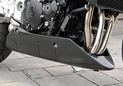 GSR400(06~08年) アンダーカウル 綾織りカーボン製 MAGICAL RACING(マジカルレーシング)