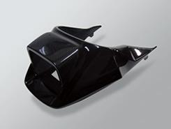 GSX1100S(KATANA) アッパーカウル FRP製・黒/一部平織りカーボン製 MAGICAL RACING(マジカルレーシング)