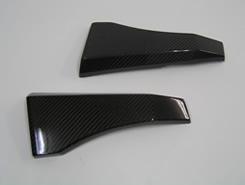 GSX1100S(KATANA) オイルクーラーシュラウド 平織りカーボン製 MAGICAL RACING(マジカルレーシング)