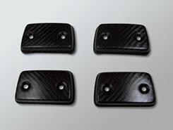 GSX1100S(KATANA) カムカバー(1セット/4個)平織りカーボン製 MAGICAL RACING(マジカルレーシング)