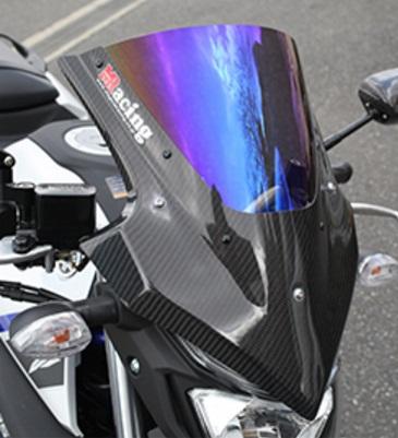 MT-25(15年) バイザースクリーン 綾織りカーボン製 スモーク MAGICAL RACING(マジカルレーシング)