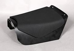 ZRX1200 DAEG(ダエグ)09年~ シート台 FRP製・黒 MAGICAL RACING(マジカルレーシング)
