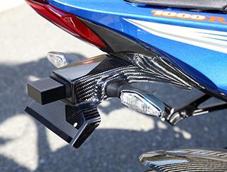フェンダーレスキット 綾織りカーボン製 MAGICAL RACING(マジカルレーシング) GSX-R1000(17年)