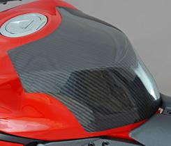 DUCATI 1199 Panigale(12年) タンクエンド(中空モノコック構造)平織りカーボン製 MAGICAL RACING(マジカルレーシング)