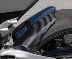 KTM 1190 RC8 リアフェンダー 綾織りカーボン製 MAGICAL RACING(マジカルレーシング)