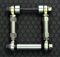 GPZ900R Ninja(ニンジャ) 車高調整リンクキット MORIYAMA(モリヤマエンジニアリング)