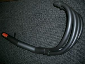 ZRX400(98年~) ミスティ管(ブラック) MISTY(ミスティ)